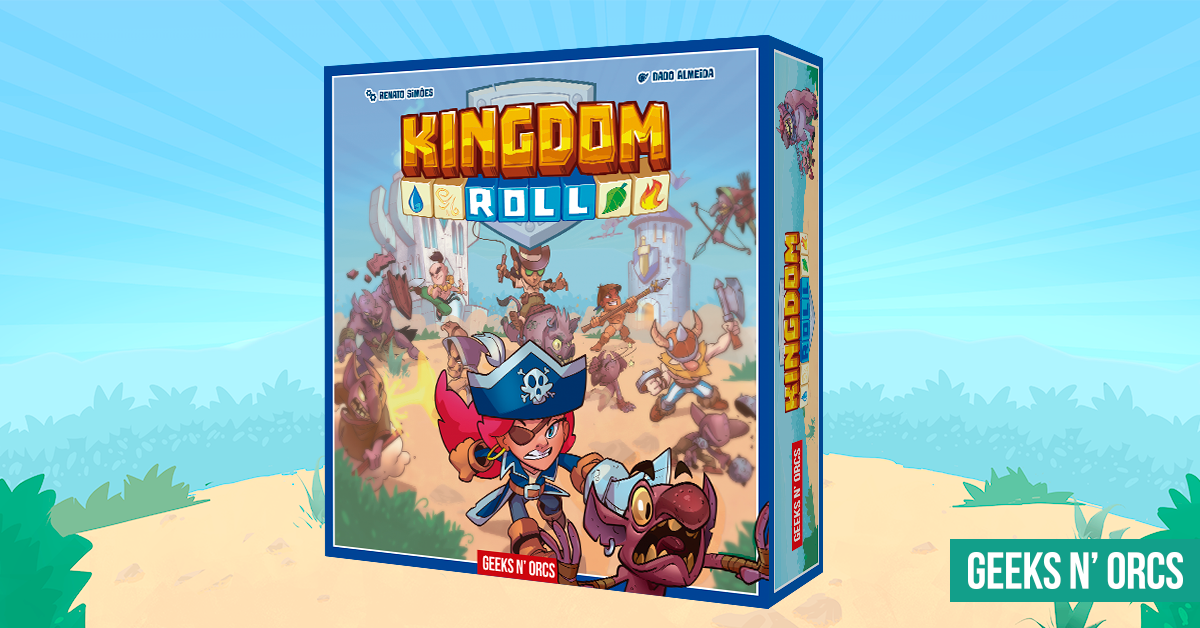 Kingdom Roll | O autor explica