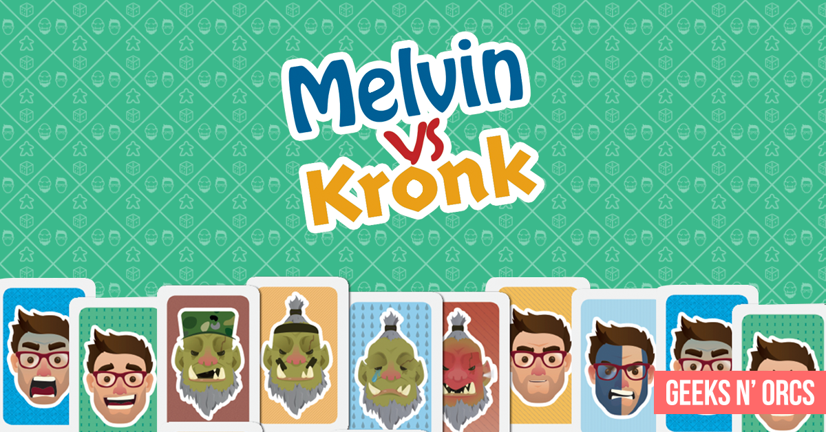 Melvin vs Kronk | E aí, do que se trata?